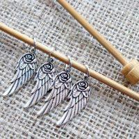 angel-wing-knitting-stitch-marker-set-display