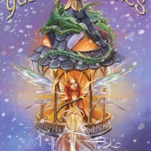 BY26 - Elf Light Briar Yule card