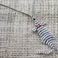 beaded-marten-rat-silver-necklace