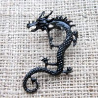 black-chinese-dragon-ear-cuff