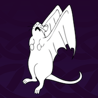 Dragonrat Footer Logo