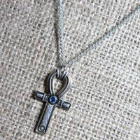 Egyptian ankh necklace JA1