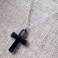 haematite-ankh-large-stainless-steel-necklace