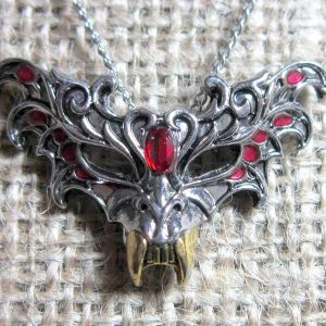 Masque of the Vampire necklace CN15 pendant