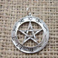 sterling-silver-planetary-pentagram-pendant-sc13
