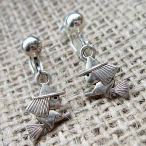Cute Witch earrings